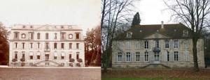 Château d'Eurville, avant et aujourd'hui