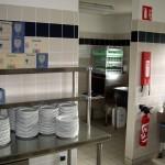 Cuisine - Salle des fêtes