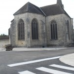 Eglise de Bienville - Travaux