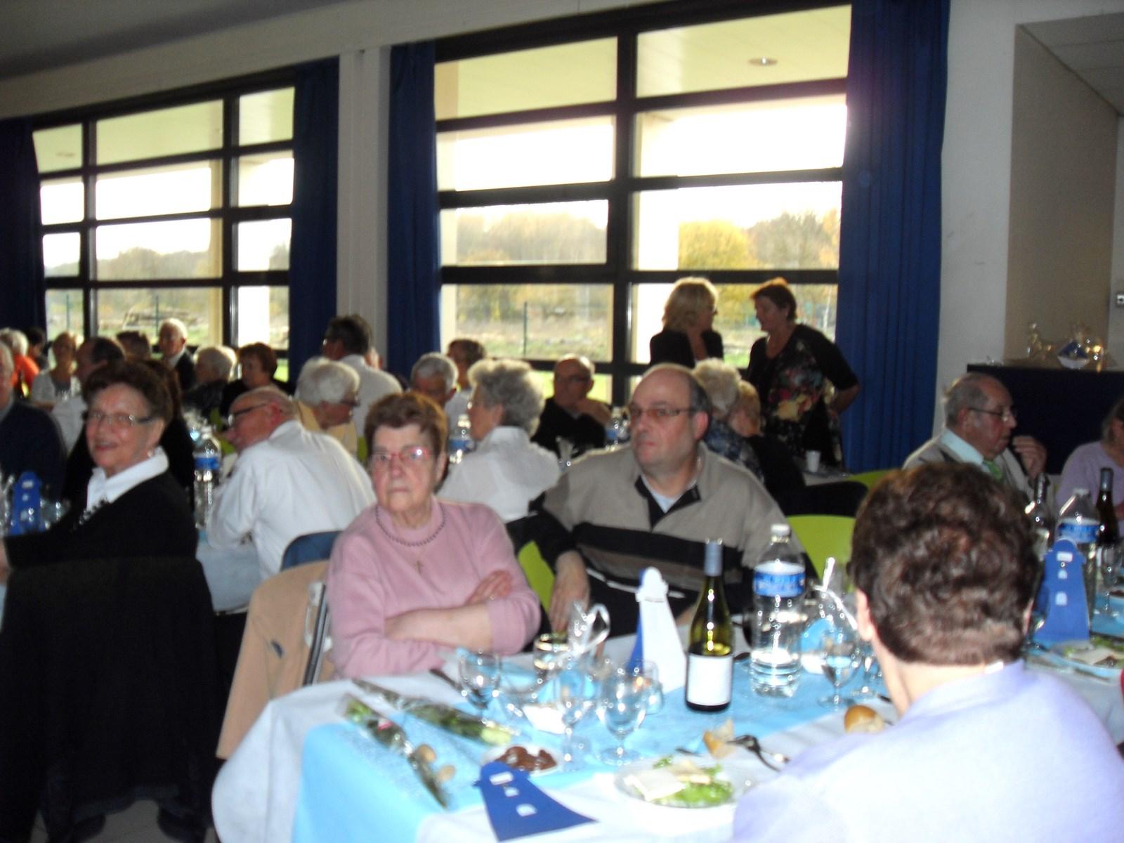 Repas des seniors eurville bienville for Eurville bienville