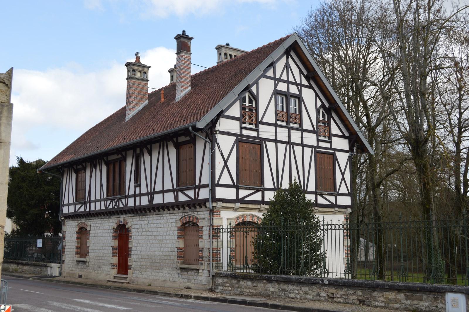 Maison du r gisseur eurville bienville for Eurville bienville