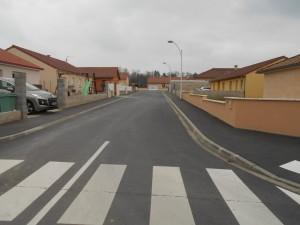 Rue des Chevreuils
