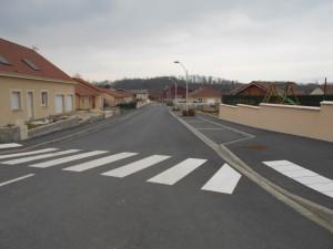 Rue des Moissons