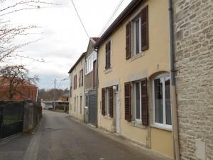Rue du Gué Demoiselles