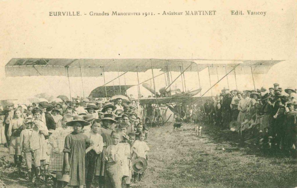 Avion Eurville
