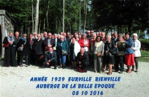 Année 1939 Eurville-Bienville