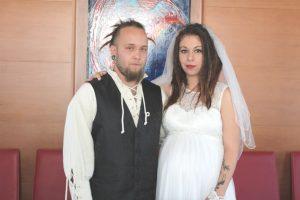 Tristan MILANI et Eugénie HARLIN mariés le 19 août 2017