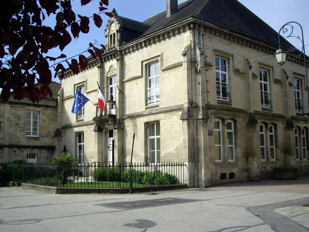 Mairie d'Eurville-Bienville à Eurville
