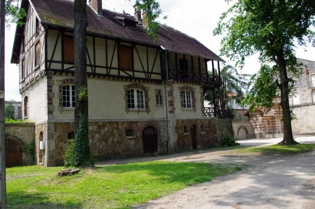 La Maison du régisseur à Eurville