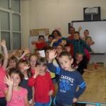 Atelier cuisine et anglais - Rythmes scolaires 2014