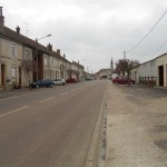 Grande rue d'Eurville