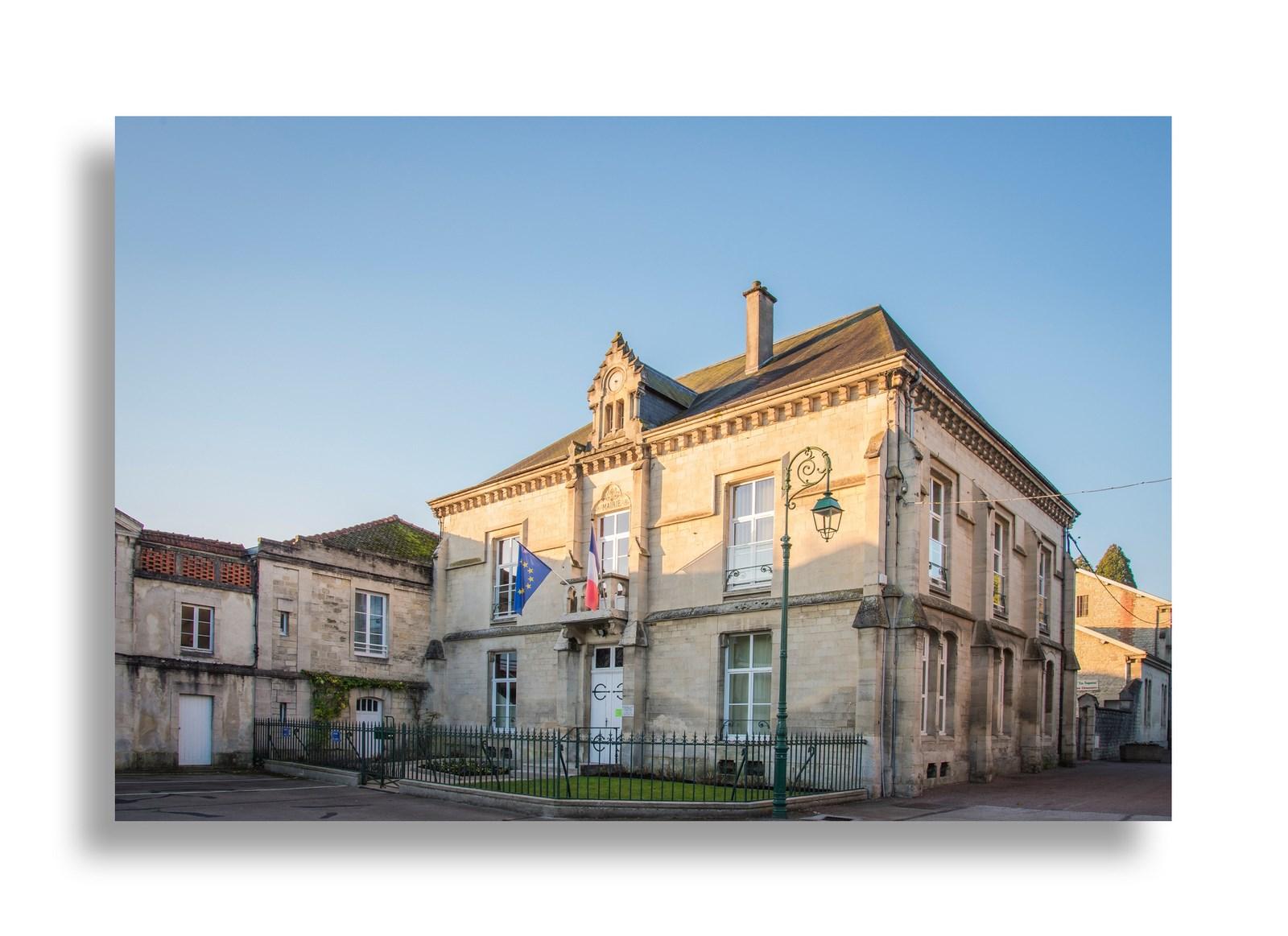 Mairie - Eurville-Bienville