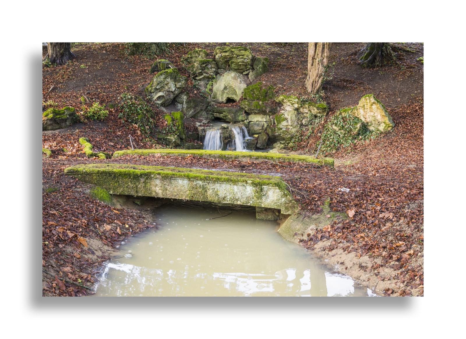Parc du château d'Eurville